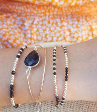 composition bracelets en argent