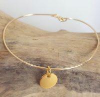 bracelet gold filled